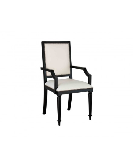 Louis Side Chair With Arm