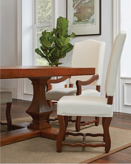 Alden Dining Chair armless