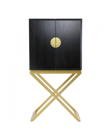Robby Brass cabinet