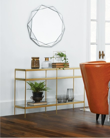 ABIGAIL CONSOLE TABLE