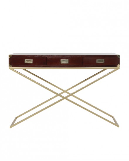 DAYTON CONSOLE TABLE wood