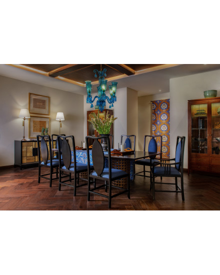 Ukel Dining Chair with Arm