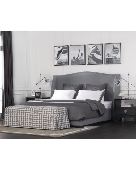 ROBBY BEDFRAME WITH HEADBOARD