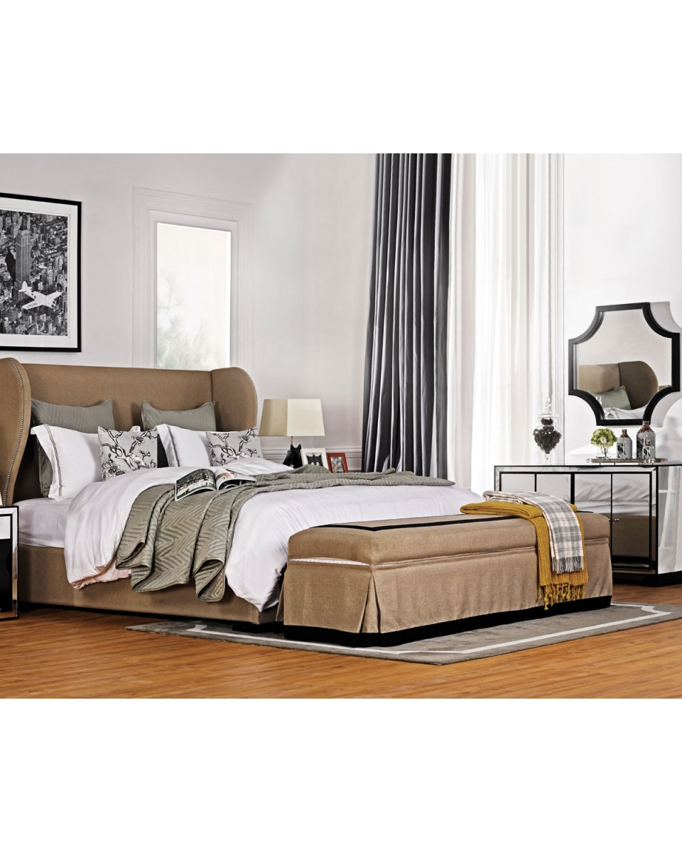 in metal bronze collections finish headboard full sale bed size bedroom platform frame with products