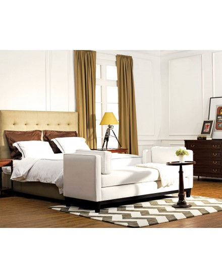 CHESTER BEDFRAME WITH HEADBOARD
