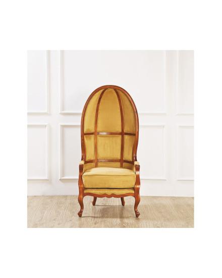 Petite Caspea Chair Light Brown