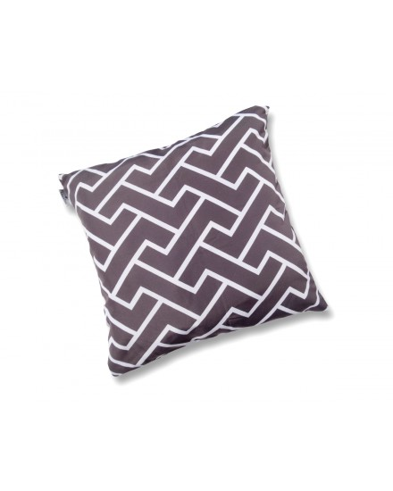 Toss Pillow Andrea Grey