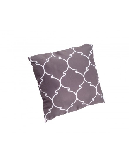 Toss Pillow Elsa Grey
