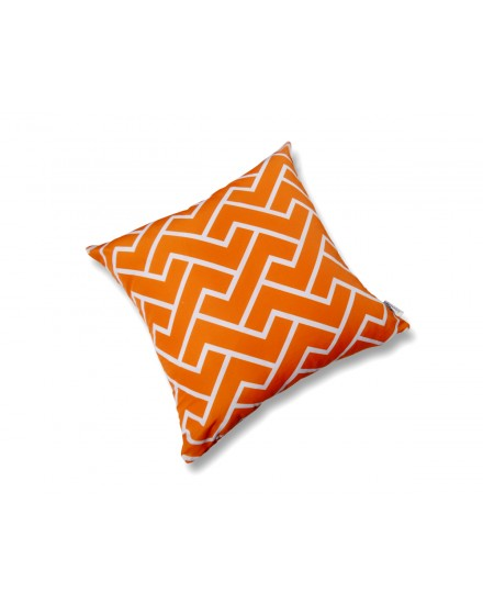 Toss Pillow Andrea Orange