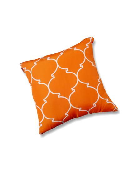 Toss Pillow Elsa Orange