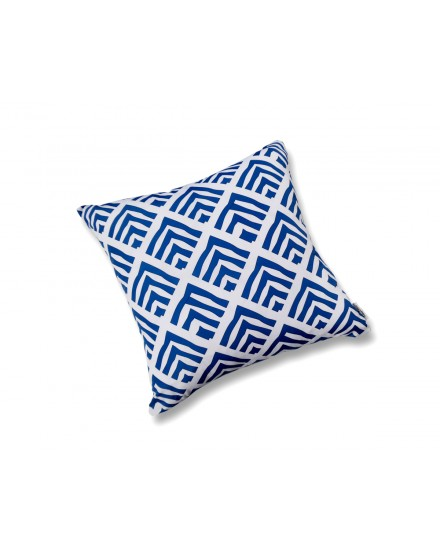 Toss Pillow Sally Blue