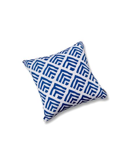 Toss Pillow Sally Blue