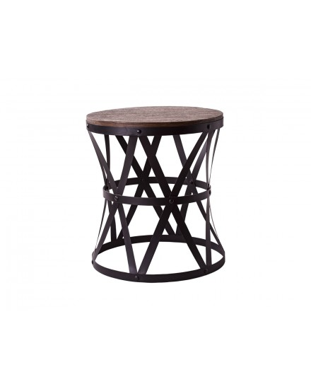 Gareth Round Side Table