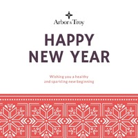 Wishing you a happiest year and a good life. . . #comfortwitharborandtroy #arborandtroy