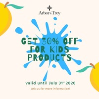 Just a friendly reminder to all the parents, our special National Children's Day Promo is still available until 31th July 2020. . All kids are unique and beautiful in their own cute way. And to celebrate that we are giving you a special 30% Off discount for all Arbor & Troy Kids furniture so you create a beautiful room for your kids to enjoy and have a great time with their own mini furniture that will last. . For more information, you can visit our website at www.arborandtroy.com or contact our whatsapp business on 0813 8198 0512. .  #comfortwitharborandtroy #arborandtroy #newnormal #furniture