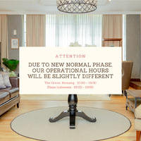 Dear valued customers, . for those who are planning to visit out showroom, please check our temporary operational hours and find your most convenient time. . #arborandtroy #comfortwitharborandtroy #furniture #newnormal