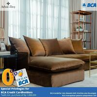 As a way to show our appreciation for your trust in Arbor & Troy, we are happy to announce a special offer of 0% installment program for up to 12 months with BCA Credit Card for your furniture purchase. . For any inquiries on our furniture, please visit our website at www.arborandtroy.com or contact our WhatsApp Business +62 813 8198 0512. . #comfortwitharborandtroy #arborandtroy #workfromhome