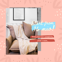 For you who want a quick and easy way to fill your room, we have the perfect solution for you! . We are offering special packages with just one click and at a great price. Don't miss out on a great deal! . For more information, you can visit our website at www.arborandtroy.com or contact our whatsapp business on 0813 8198 0512. . #comfortwitharborandtroy #arborandtroy #workfromhome
