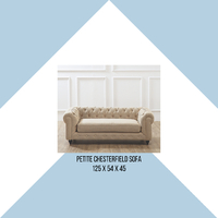 Petite Chesterfield Sofa is a mini version of one of our bestseller, the Chester Sofa. This petite elegant sofa will be perfect in your child's room and to be enjoyed by them and their friends while taking a break from playing with their toys. . For more information, you can visit our website at www.arborandtroy.com or contact our whatsapp business on 0813 8198 0512. . #comfortwitharborandtroy #arborandtroy #workfromhome