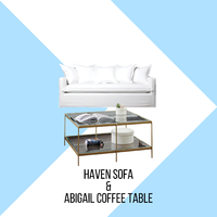 The Haven sofa is such a heavenly sofa to sit on, the comfort of its cushion will make you feel like sitting on a bed of clouds. And the style of Haven will also accentuate the warmth of your living area. . Our Haven sofa will be perfect if coupled with the elegant look of glass and brass from our Abigail coffee table. Your family and friends will enjoy them as much as you do. . For more information, you can visit our website at www.arborandtroy.com or contact our whatsapp business on 0813 8198 0512. . #comfortwitharborandtroy #arborandtroy #newnormal #furniture